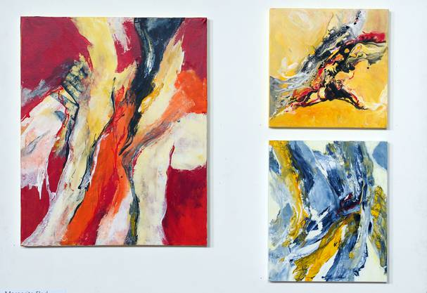 Werke von Margarita Flad