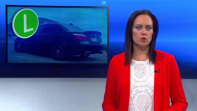 Neulenker verliert Kontrolle über BMW