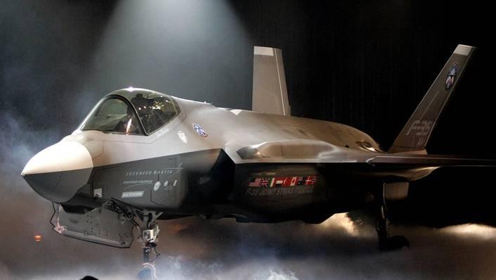 Der Wunschkandidat der belgischen Militärs ist der amerikanische High-Tech-Jet F-35.