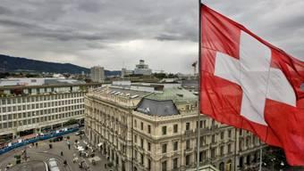 Blick auf den Zürcher Paradeplatz (Symbolbild)