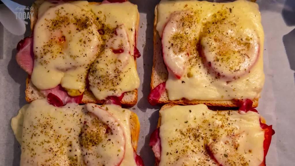 «Chässchnitte» sorgt für Lachanfall in der Fritigsshow
