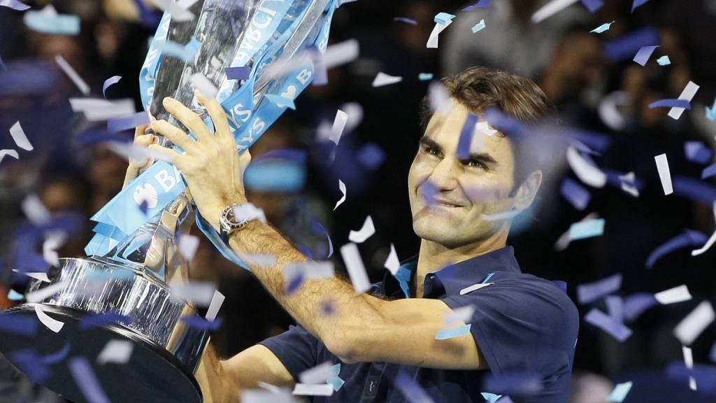 Federer bereits in den Gruppenspielen gefordert