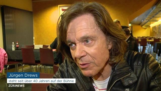Jürgen Drews steht auf Schweizer Fans