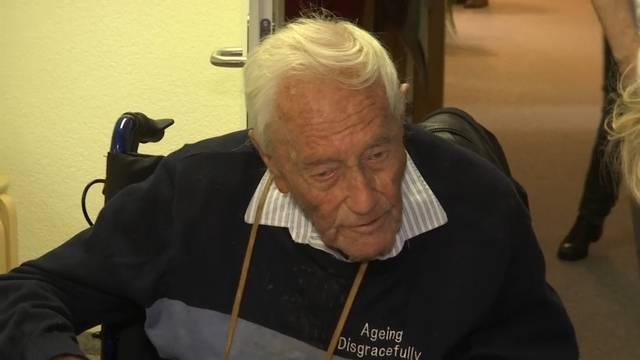 Sterbehilfe: 104-Jähriger stirbt nach tödlicher Infusion