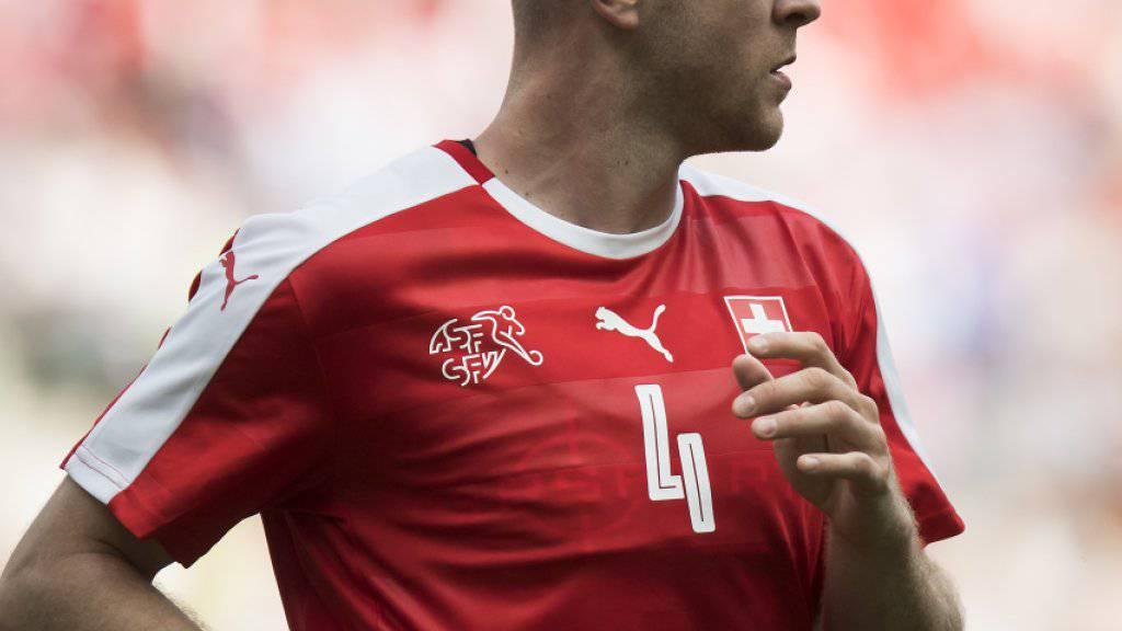 Der ehemalige Schweizer Internationale (hier 2016 im Länderspiel gegen Belgien) Philippe Senderos gewann mit Houston Dynamo den amerikanischen Cup