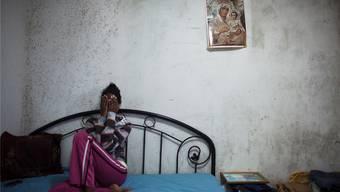 Eine Eritreerin auf der Flucht – wer kann, verlässt das Land. Nir Elias/Reuters