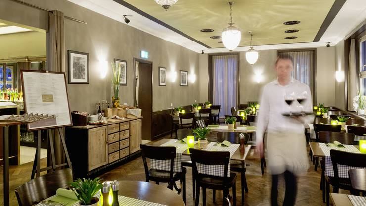 <p>Restaurant Lemon im Blue City Hotel Baden</p>
