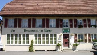 Das Restaurant Waage in Windisch soll im Herbst 2019 wieder eröffnet werden.
