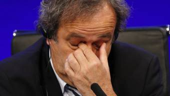 Uefa-Präsident Michel Platini erlebt schwierige Zeiten