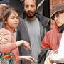 Auch sie spendete ihre Gage nachträglich: Selena Gomez auf dem Set mit Woody Allen.