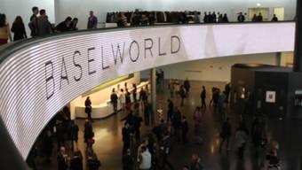 Im März versuchte der Verurteilte einen Diamanten an der Baselworld mit einem Imitat zu ersetzten. (Archiv)