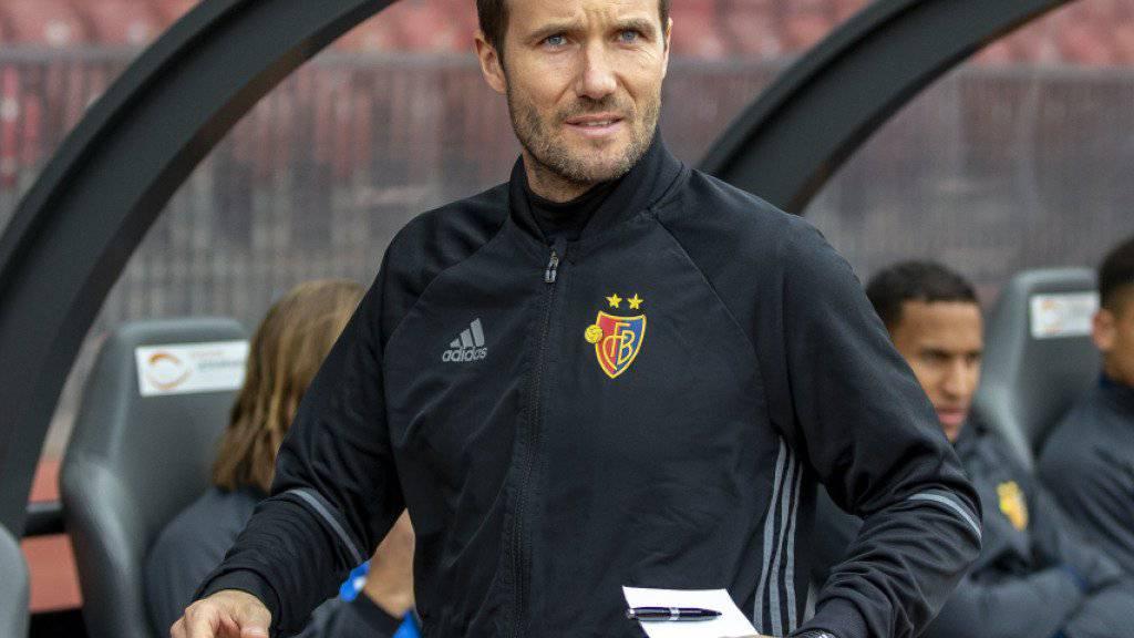 Raphael Wicky und der FC Basel wissen bereits um die potentiellen Gegner in der Champions-League-Quali