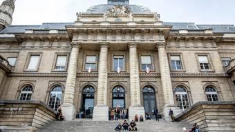 Der Justizpalast in Paris: Hier fällt heute das Urteil gegen den Halb-Schweizer Milutin J.