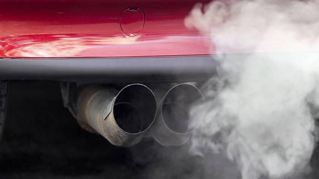 Luzerner Polizei stellt 14 Autos sicher