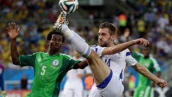 Nigeria besiegt Bosnien mit 1:0