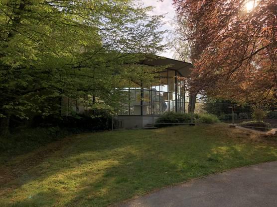 Kurtheater Baden im Umbau