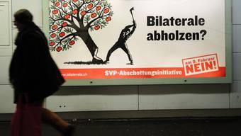 Personenfreizügigkeit nach Ja zur Masseinwanderungs-Initiative auf dem Prüfstand.