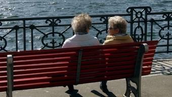 Im Tessin haben die Frauen die grösste Lebenserwartung der Schweiz