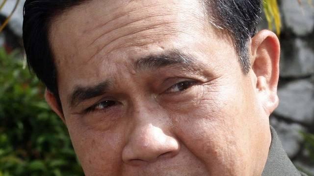 Neuer Thailändischer Armeechef Prayuth (Archiv)