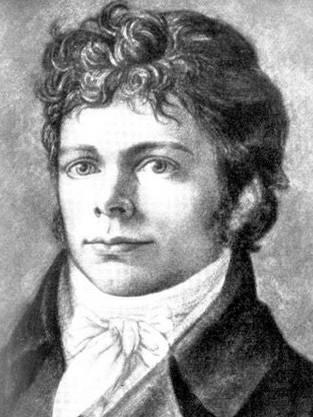 Friedrich Wilhelm Joseph Schelling (1775-1854). Hochbegabt und frühreif und ...