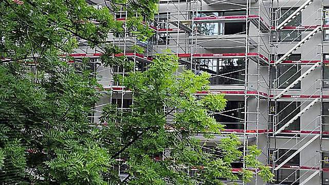 Bau von neuen Wohnungen nötig (Archiv)