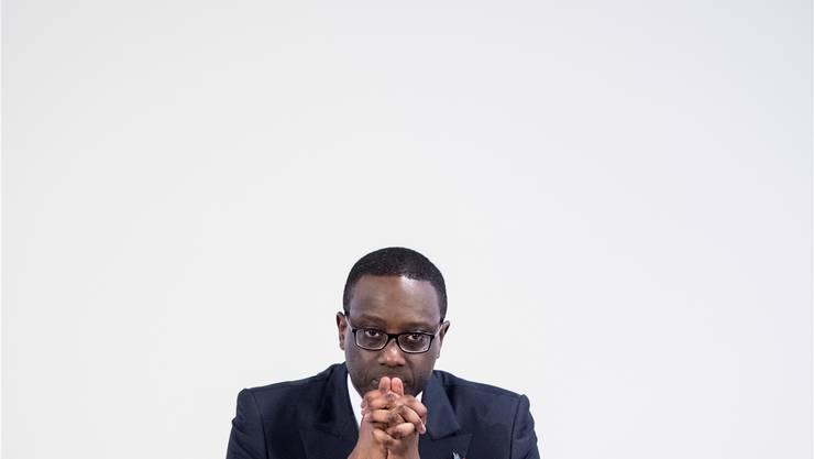 CS-Konzernchef Tidjane Thiam verlangt hohe Gewinne.Keystone