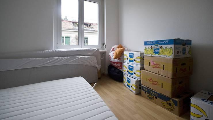 Mit der Wohnbaustiftung sollen rund 250 Wohnungen gebaut werden, die den finanziellen Möglichkeiten von Personen mit kleinem und mittlerem Einkommen entsprechen. (Symbolbild)