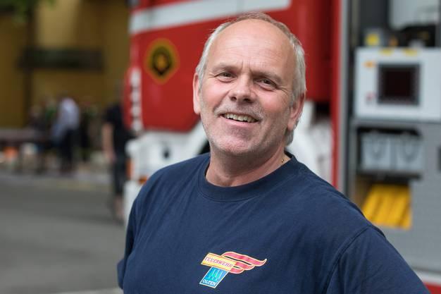 «Um ehrlich zu sein: Mein Vater meldete mich ohne mein Wissen bei der Feuerwehr. Heute passen mir Vielfalt und Kameradschaft.»