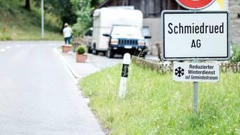 Die Gemeinde Schmiedrued-Walde wollte helfen und eine Flüchtlingsfamilie aufnehmen.
