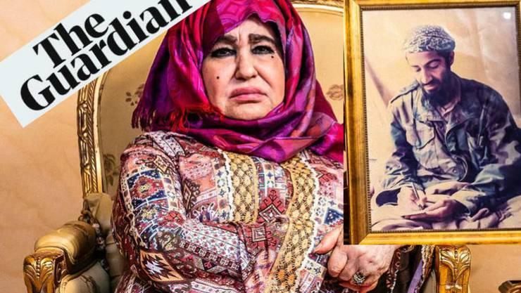 Alia Ghanem hat erstmals seit Jahren einen Journalisten empfangen, um zu erklären, was ihren Sohn zum Weltterroristen Nummer eins gemacht hat.