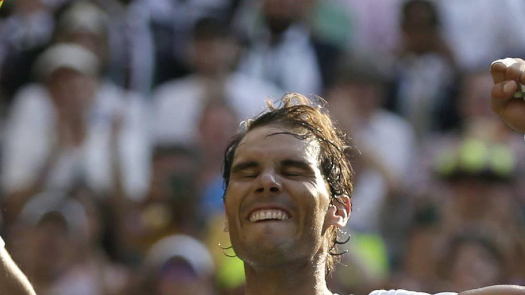 Nadal Erstmals Seit 2011 Im Wimbledon Viertelfinal Fm1today