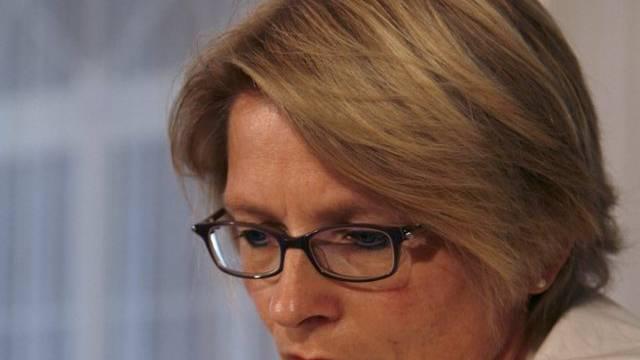 Livia Leu wird die Schweizer Handelsdelegation leiten (Archiv)