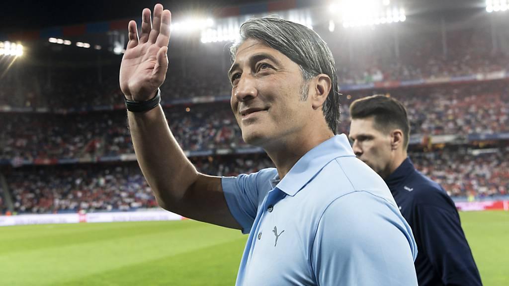 Murat Yakin zufrieden mit dem 0:0 gegen Europameister Italien