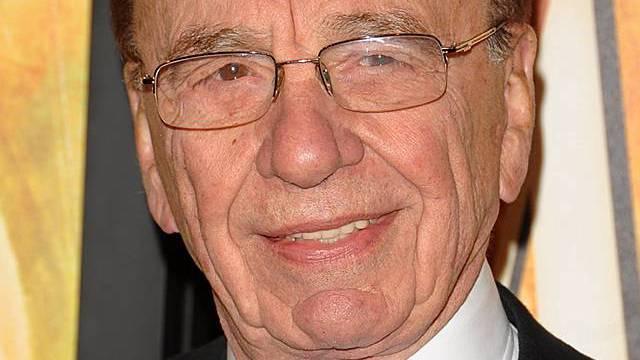 Rupert Murdoch kämpft gegen Gratiskultur im Internet (Archiv)
