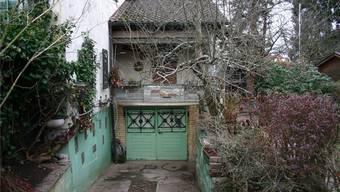 Hier will die reformierte Kirche Urdorf ein Doppeleinfamilienhaus errichten.