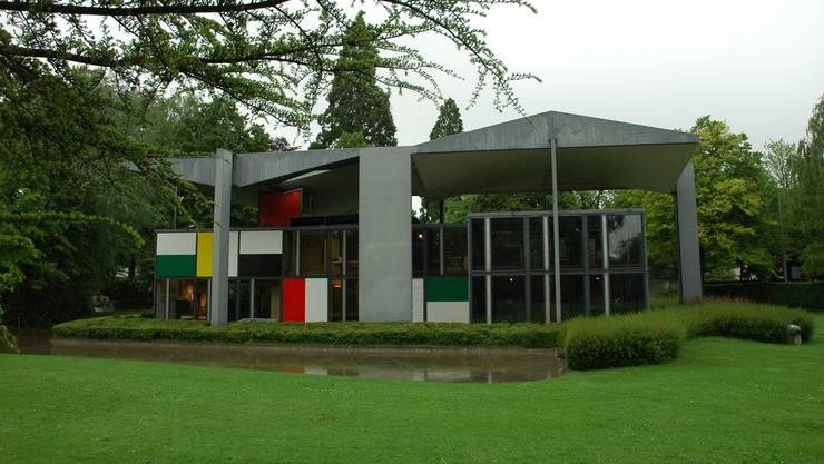 Um das Le Corbusier-Haus im Zürcher Seefeld wird schon lange gestritten.