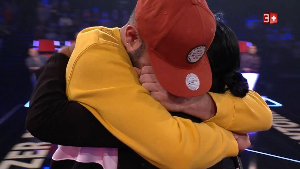 Voice of Switzerland: Kandidaten rühren Jury zu Tränen