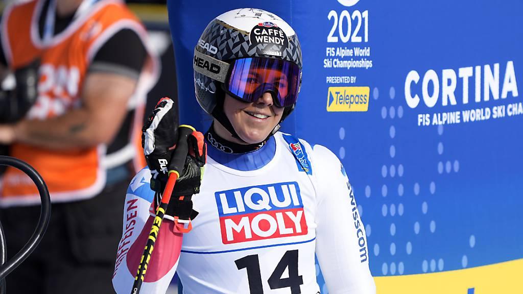 Wendy Holdener will es im Slalom allen zeigen