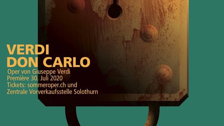 Ausschnitt des Plakats für die Sommeroper 2020.