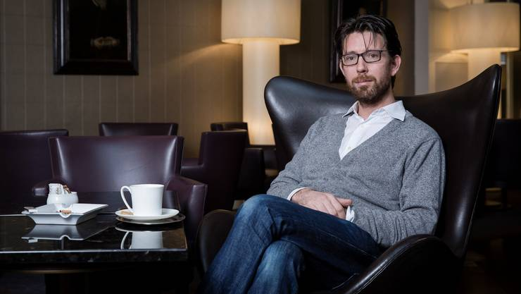 Dichter, Denker, Theatermacher: Raphael Urweider, 44.