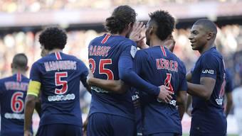 Die Pariser zerzausen Amiens auch ohne Neymar und ein paar weitere Stars