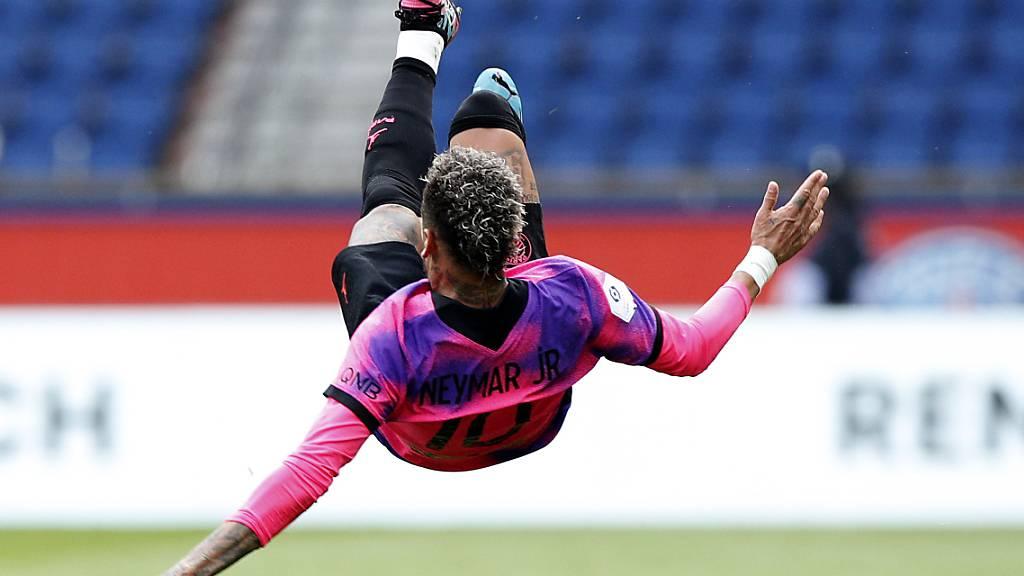 Clermont spielt nächste Saison unter anderem gegen Neymars Paris Saint-Germain