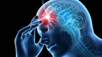 Wenn der Schmerz im Kopf pocht, steht die App M-sense mit Ratschlägen beiseite.