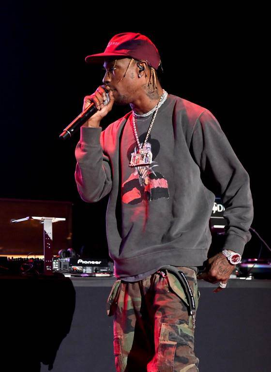 Travis Scott (© Getty Images)
