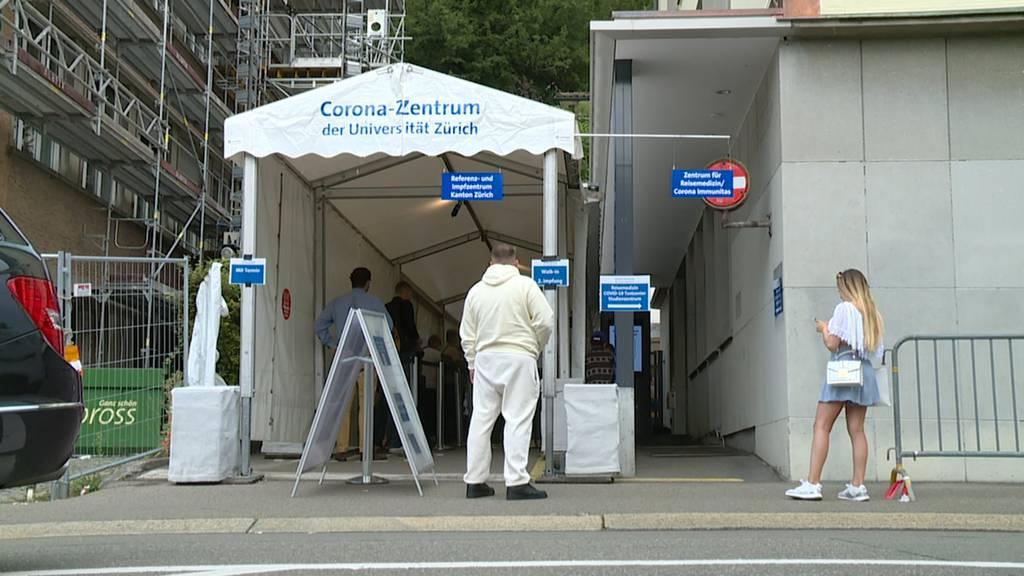 Nachfrage in Zürich steigt: Deshalb lassen sich jetzt wieder mehr Menschen impfen