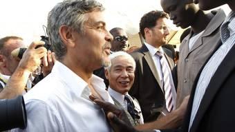 George Clooney engagiert sich im Sudan-Konflikt (Archiv)