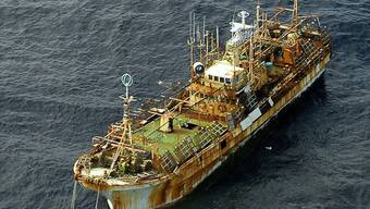 Das Tsunami-Geisterschiff