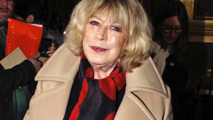 Genesen: Die britische Sängerin Marianne Faithfull hat ihre Covid-19-Erkrankung überstanden. (Archivbild)