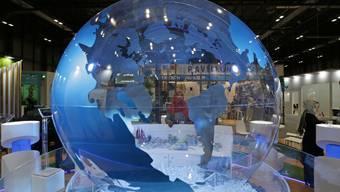 Was muten wir der Erde zu in den nächsten Jahrzehnten? Kritischer Blick einer Besucherin der Weltklimakonferenz in Madrid.