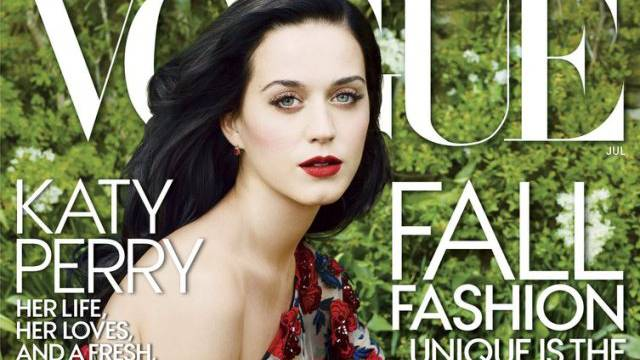 Schrilles Mädchen ganz brav: Katy Perry